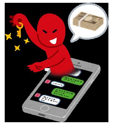 悪質な出会い系アプリのリミット解除